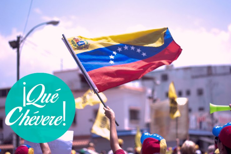 Venezuela es chévere
